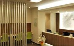 札幌ことにメンタルクリニック受付・待合室
