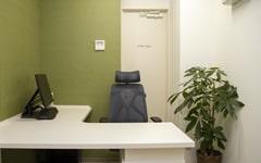 札幌ことにメンタルクリニック診察室